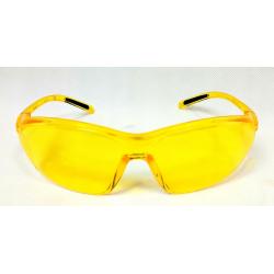 Okulary ochronne HONEYWELL A700 Żółte