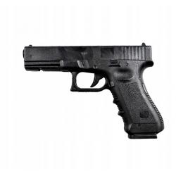 Pistolet Gumowy Glock 17 do nauki samoobrony