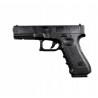 Pistolet Gumowy Glock 17 do nauki samoobrony atrapa