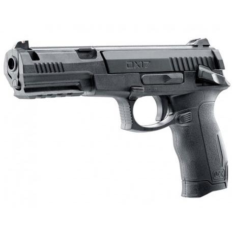 Wiatrówka - Pistolet Umarex DX17 4,5 mm + GRATIS