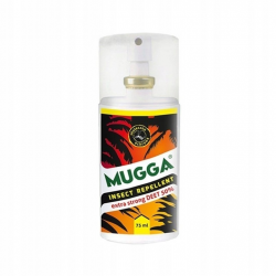 Mugga Spray Extra STRONG 50% komary kleszcze 75ml