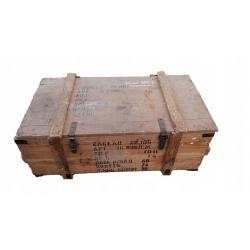 Wojskowa skrzynia, kufer, DUŻA 112x63x44
