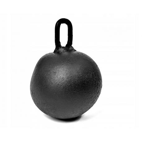 Kula kominiarska stalowa, waga 1,5 - 1,8 kg
