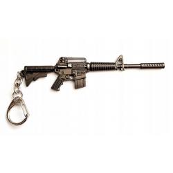 BRELOK do kluczy KARABIN M16 breloczek