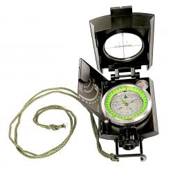 Kompas pryzmatyczny z inklinometrem teodolit, DUŻY
