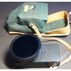 Latarka z filtrem podczerwieni z zest. PWS + etui
