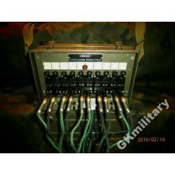 Łącznica polowa ŁP-10 MR kompletna w bdb stanie
