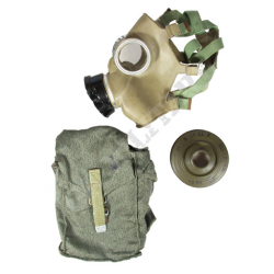 Maska przeciwgazowa MC1 rozm. 0 i 3 zestaw NOWA