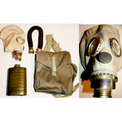 Maska MUA SzM-41Słoń z Komorą Foniczną Rozm1 NOWA
