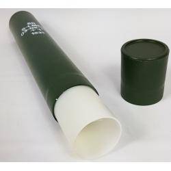 Tuba od pocisku 60 mm gilza, tuleja - 37 x 7 cm