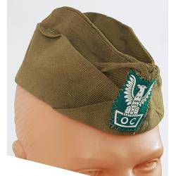 FURAŻERKA khaki OBRONY CYWILNEJ OC czapka