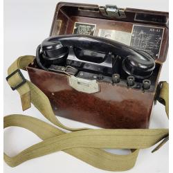 Wojskowy telefon polowy MB-43