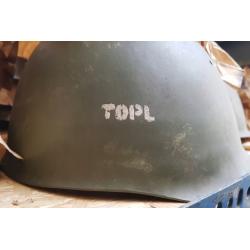 HEŁM wz. 50 TOPL Terenowej Obrony Przeciwlotniczej