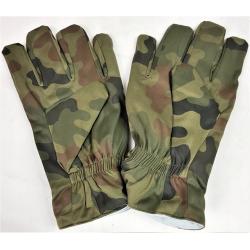 Rękawice żołnierskie polowe WP 612/MON rozm25 NOWE