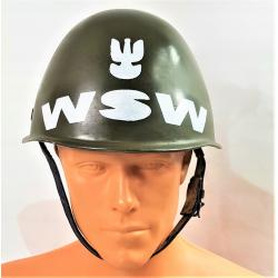 HEŁM Wojskowej Służby Wewnętrznej WSW wz. 67 NOWY