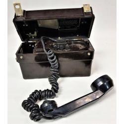 Wojskowy telefon polowy TAP-67