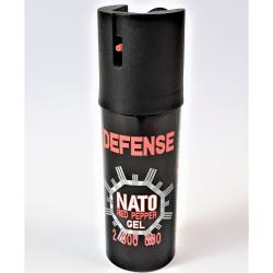 Żelowy gaz pieprzowy NATO Defense 50 ml