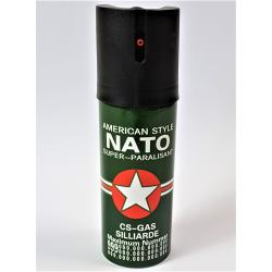 GAZ OBRONNY Nato super-paralisant 60ml spray