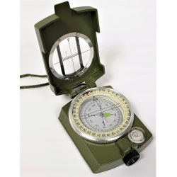 Profesjonalny kompas pryzmatyczny - teodolit